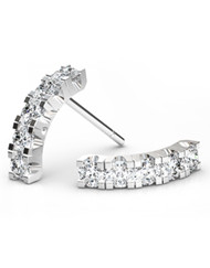 Allianse Diamantørepynt